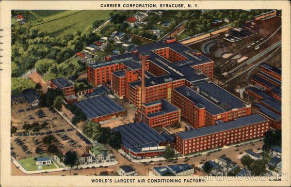 Syracuse NY Carrier Corporation