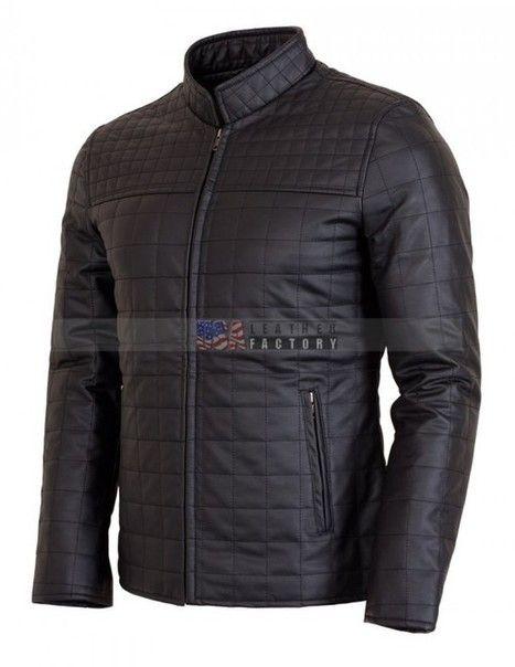Mens Leather Jacket   UK Street fashion   Scoop.it