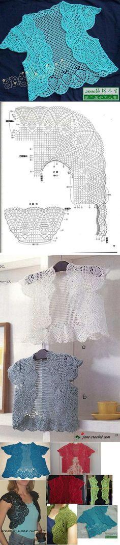 Летнее болеро.. [] #<br/> # #Bolero #Crochet,<br/> # #Filet #Crochet,<br/> # #Crochet #Tops,<br/> # #Crochet #Doilies,<br/> # #Crochet #Summer,<br/> # #Charts,<br/> # #Vests,<br/> # #Patterns,<br/> # #Tutorials<br/>