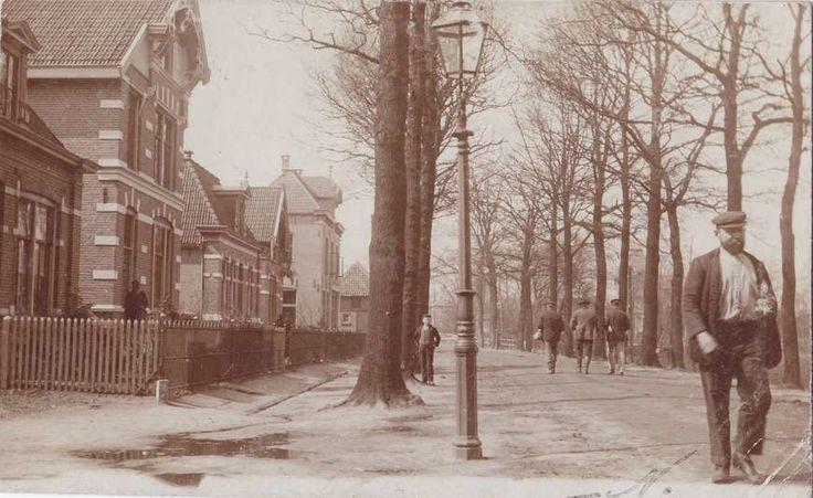 Enschedesestraat Hengelo (jaartal: 1900 tot 1910) - Foto's SERC