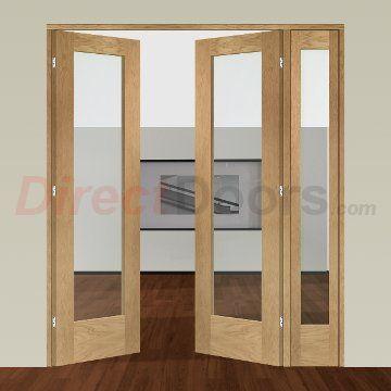Easi Frame Oak Door Set, GOSHAP10 COEOP10R, 2005mm Height, 1737mm Wide