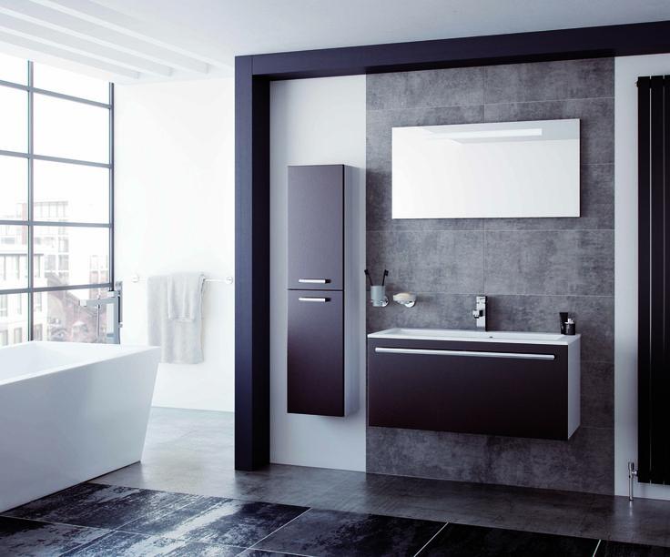 11 best Linear Bathroom Furniture images on Pinterest | Bathroom ...