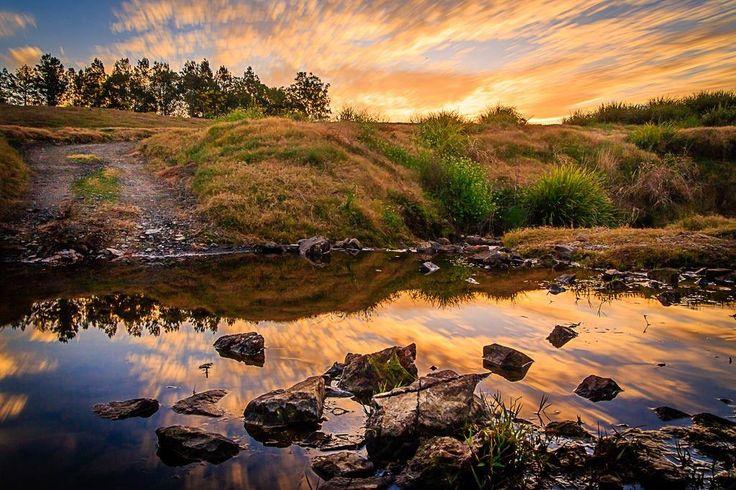 Deep Creek, Gympie, Queensland...