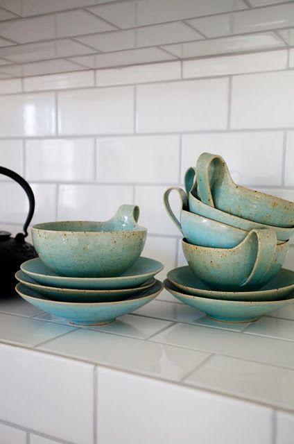 interesting soup bowls, Nordic design