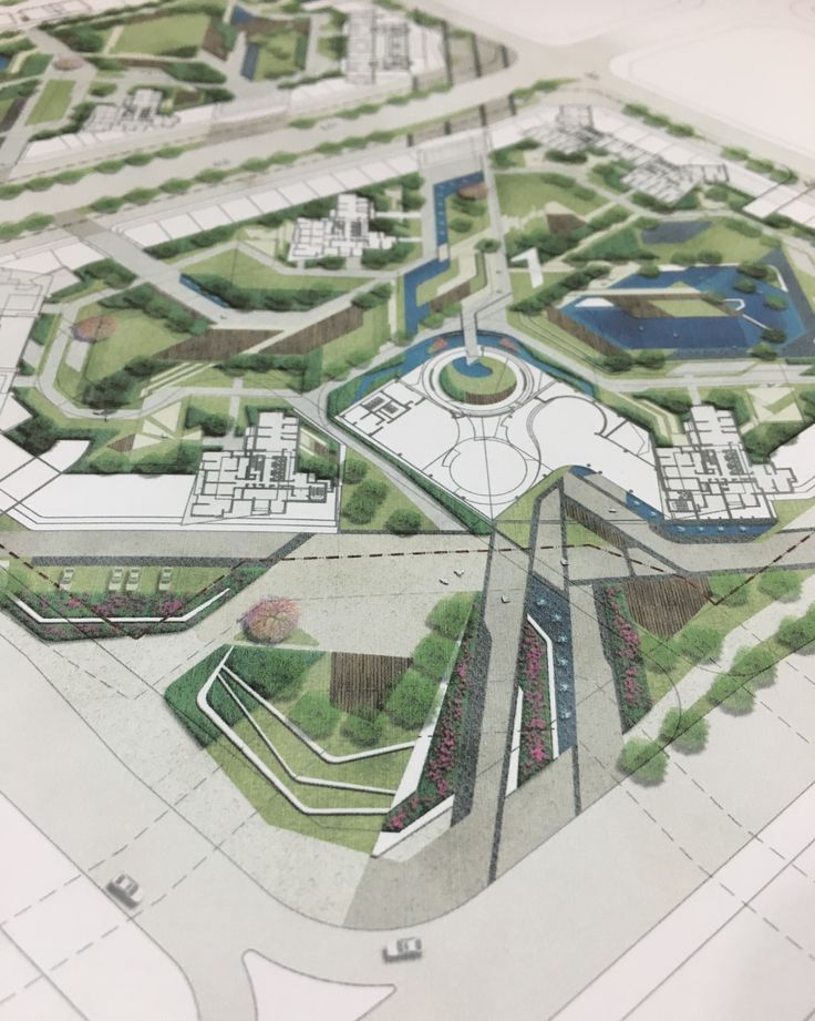 Landscape design (the golden terrace Shenzhen ( M_oplado 2015/ metrostudio)