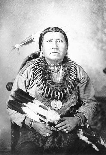 La Roo Chuk A La Shar (Sun Chief) - Pawnee