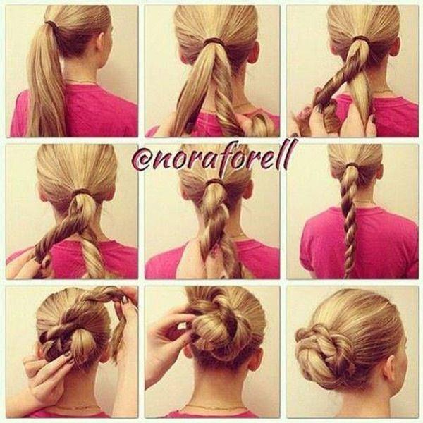 best 25 rose bun ideas on pinterest cute simple hairstyles half up half down hair tutorial and half up half down hairstyles