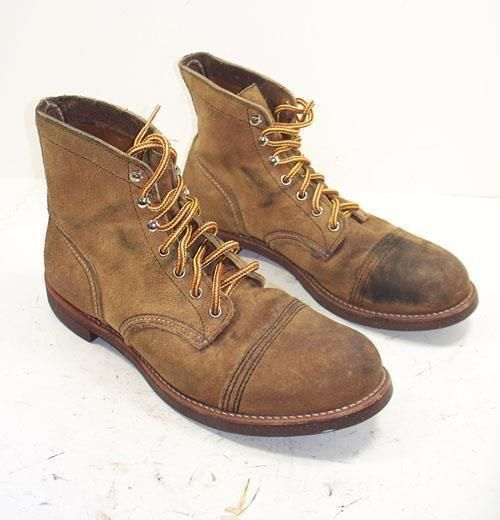 Red Wing 8113 Iron Ranger