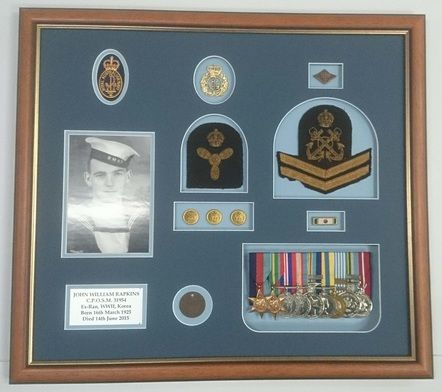 One of our most popular services is the framing and presentation of #warmedals and #momentos. #Framed war medals look great way to preserve them future generations to admire. More detail pls visit: http://www.framedartrodjo.com/framed-medals.html