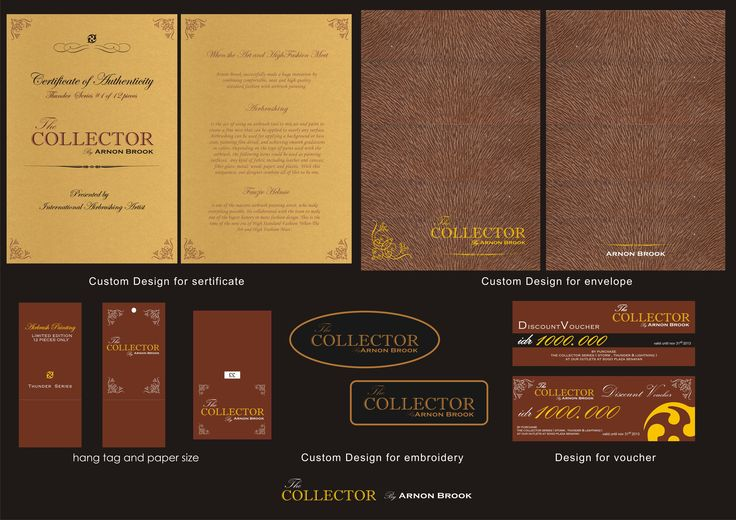 design of certificate for special made of suit .