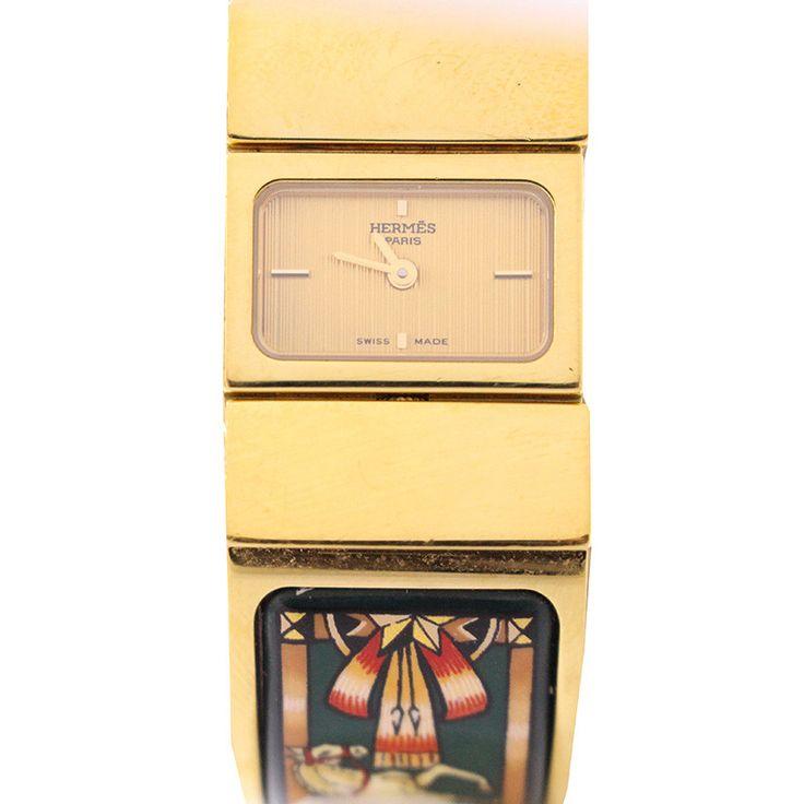 Hermès Loquet Watch 1077300