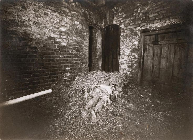 The Hinterkaifeck Murders The gruesome nature of the crime is story enough, but there's much weirdness that goes along with this.