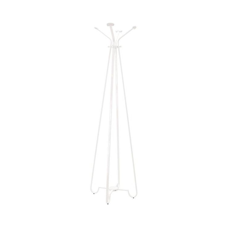 METAL COAT HANGER IN WHITE COLOR 50X50X170 - Coat Hangers - FURNITURE