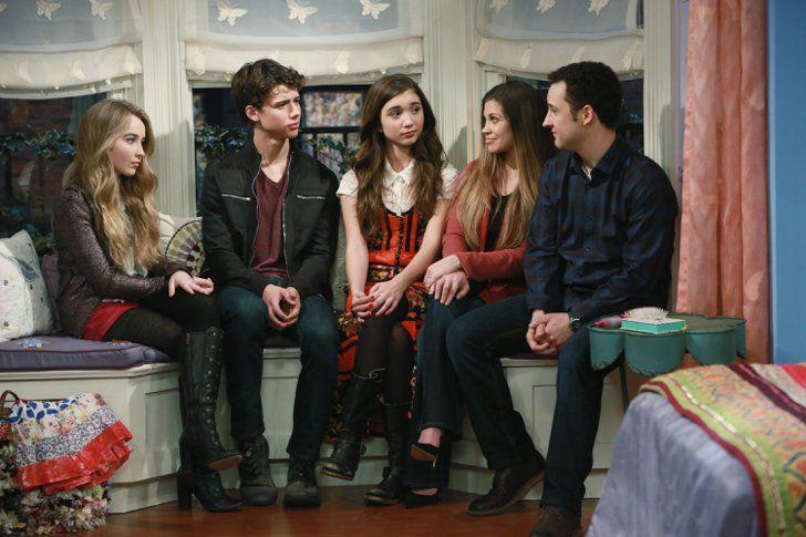 Pin for Later: 36 New Movies and TV Shows on Netflix to Watch in April Girl Meets World, Season 2 Watch the Boy Meets World reboot where Corey and Topanga's young daughter tries to come into her own in the big city.  Watch it now.