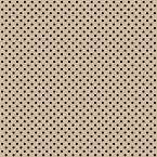 2 ft. x 2 ft. Beige Perforated Metal Ceiling Tiles