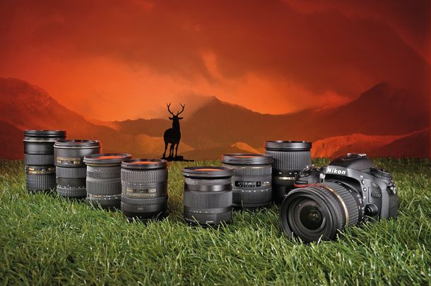 Nikon lenses from A-Z: the ultimate photographer's guide