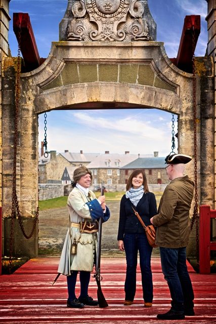 Enjoy hands-on experiences! #timetravel #history #explore #capebreton  http://www.cbisland.com/experiences/culture-and-heritage/historic-sites/item/1818-fortress-of-louisbourg-national-historic-site