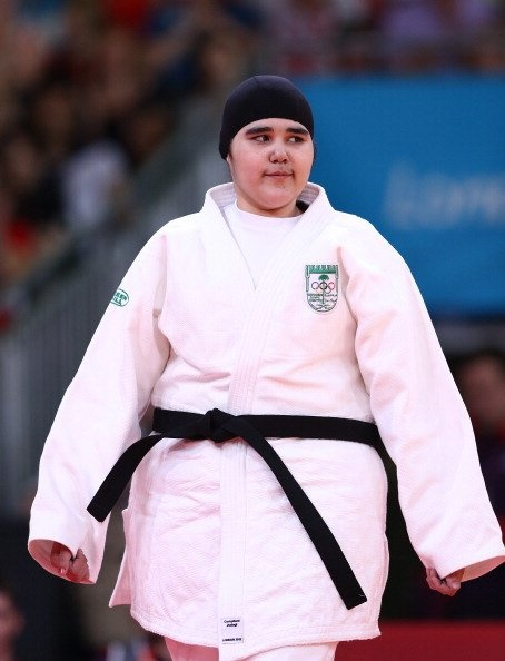 Saudi Arabia's first female athlete: The kingdom sent female athletes to a Games for the first time, ensuring every country competing was represented by both sexes. Judoka Wojdan Ali Seraj Abdulrahim Shaherkani, a painfully shy teenager with no international experience and wearing an ill-fitting suit and headcovering, made a brave debut in front of a global audience of millions. She lasted only 80 seconds but won plenty of applause nonetheless.
