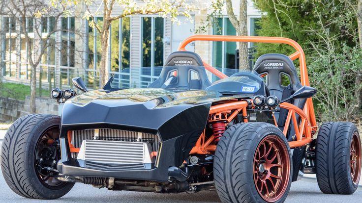 Driving A StrippedDown Turbo Miata Kit Car Doors Are