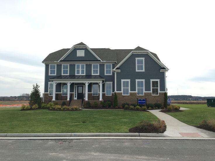 We Chose Elevation K Jefferson Square Model Ryan Homes