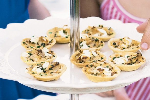 Create gourmet canapes for your special occasion with only six simple ingredients.