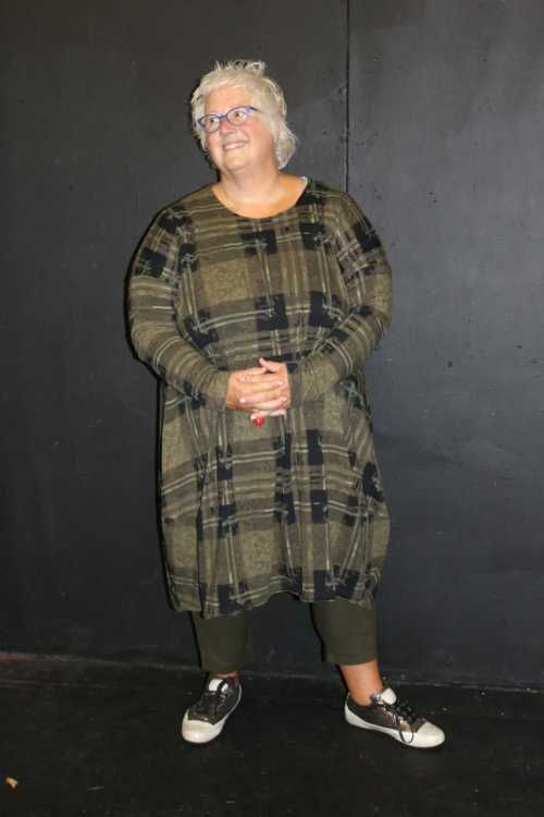 Rundholz Black Label Dress RH175135 ,Rundholz Black Label Trousers RH175098 ,Candice Cooper Rock CC175354