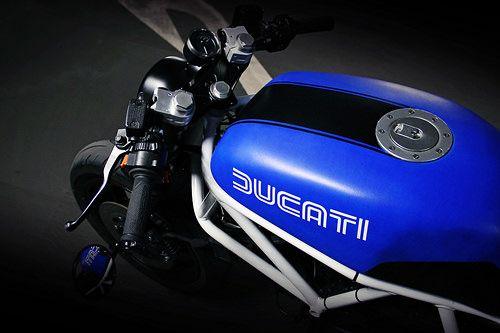 "todomotor: "" Ducati cafe racer """