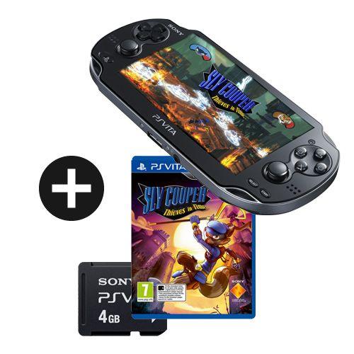 Sony - PSVITA 3G  SLY   4GT on joulun toivotuimpia lahjoja! #lahjaidea