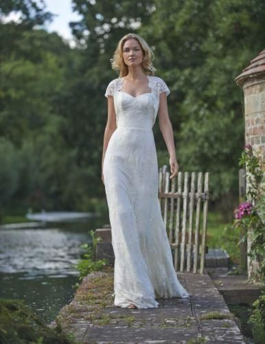 Stephanie Allin 'Sorrento' Lace dress with straps