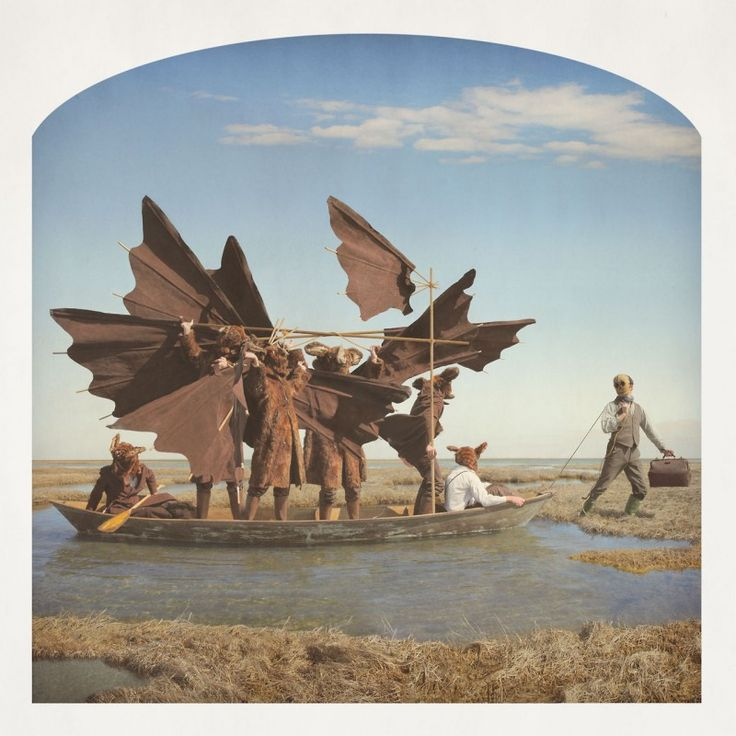 monde fantastisque 03 800x800 Le monde fantastique de Kahn & Selesnick