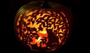 Halloween's Roots Many scholars have linked Halloween to the pagan festivals of Lemures and Samhain due to similar dates. The date is so close to the fall equinox that most pre-Christian religions would have observed it in some way; this is most likely a coincidence.