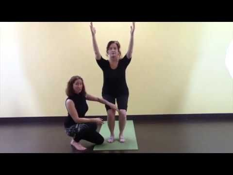 utkatasanachair posealignment based yoga tips  yoga