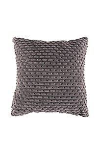MICROFIBER CORD 45X45CM SCATTER CUSHION COVER