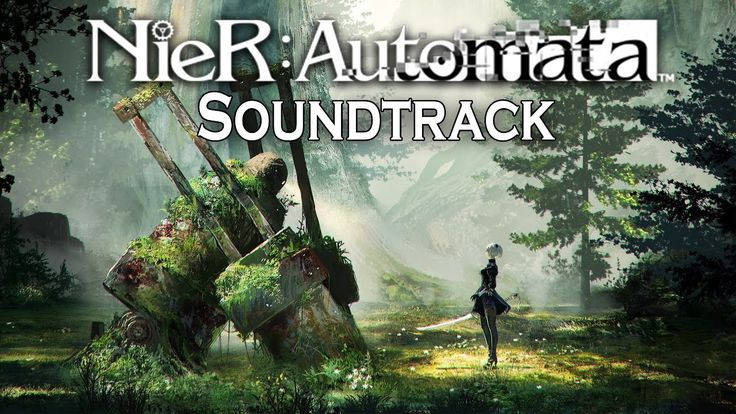 Nier Automata's OST is incredible