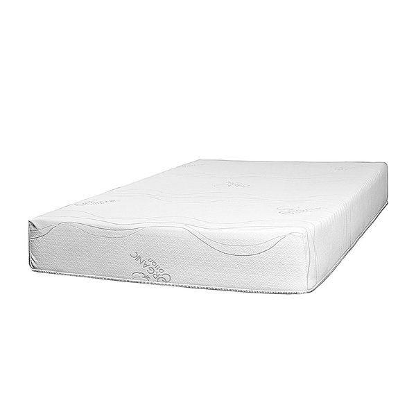 Mattresses For Latex Allergy Sufferers Fortnight Bedding 8 Inch Full Size Foam Mattress