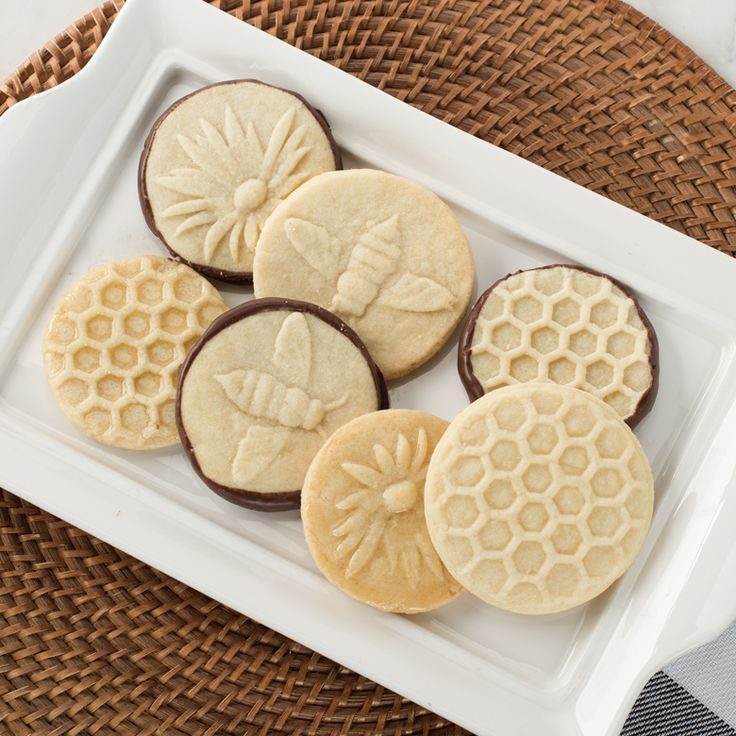 Stamp cookies recipe
