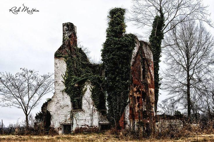 Anderson Plantation, Holly Grove, VA