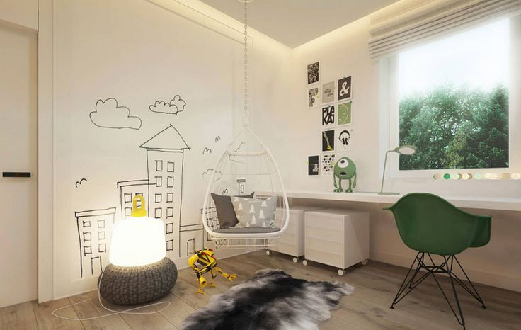 Un nouveau regard: De jolies idées pour une chambre d'enfant