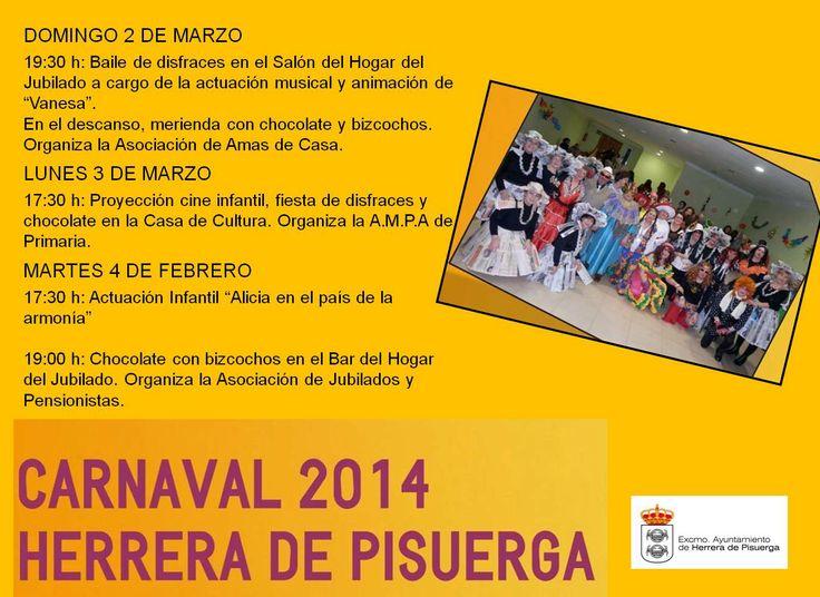 Carnaval de Herrera de Pisuerga Palencia