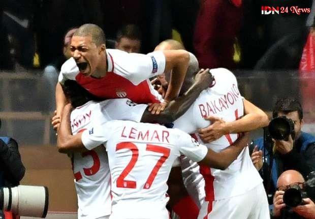 Berita Olahraga :AS Monaco 3-1 Borussia Dortmund (Agregat 6-3)