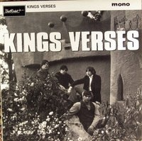 Kings Verses - Same  never before released LP from fantastic L.A. based psychedelic band