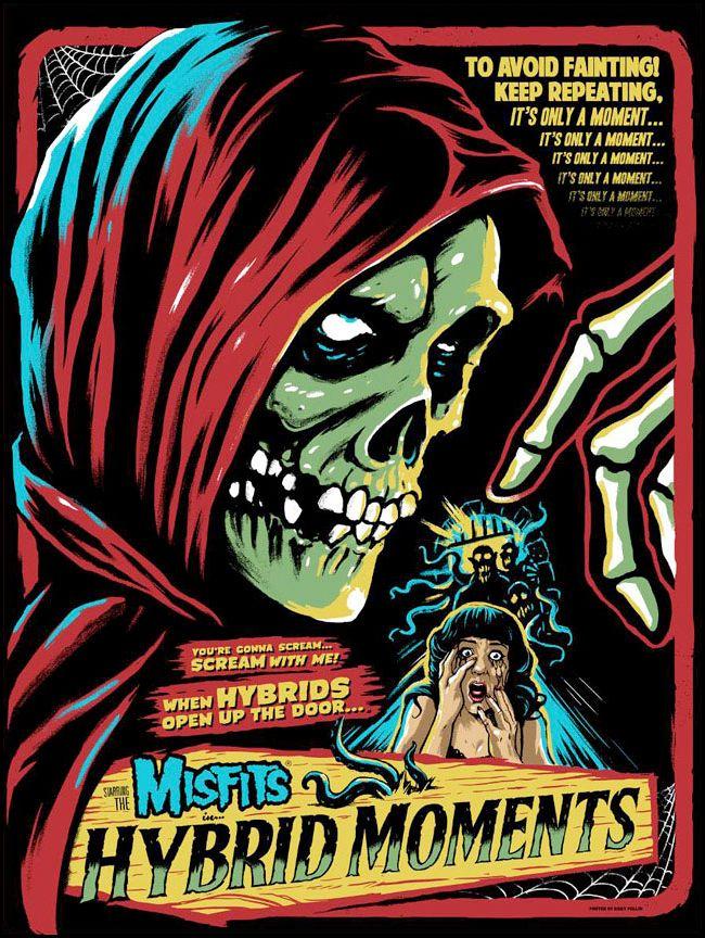Ghoulish Gary Pullin - Misfits: Hybrid Moments