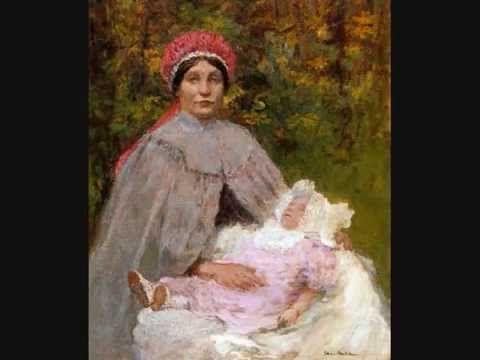 Gari Melchers (1860-1932) American painter