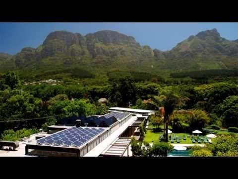 Vineyard Hotel & Spa Solar Pilot