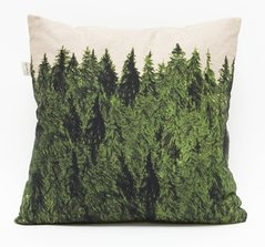 Love this tree pillow!