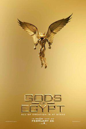 Gods of Egypt 2016 Bluray 1080p and 720p ganool