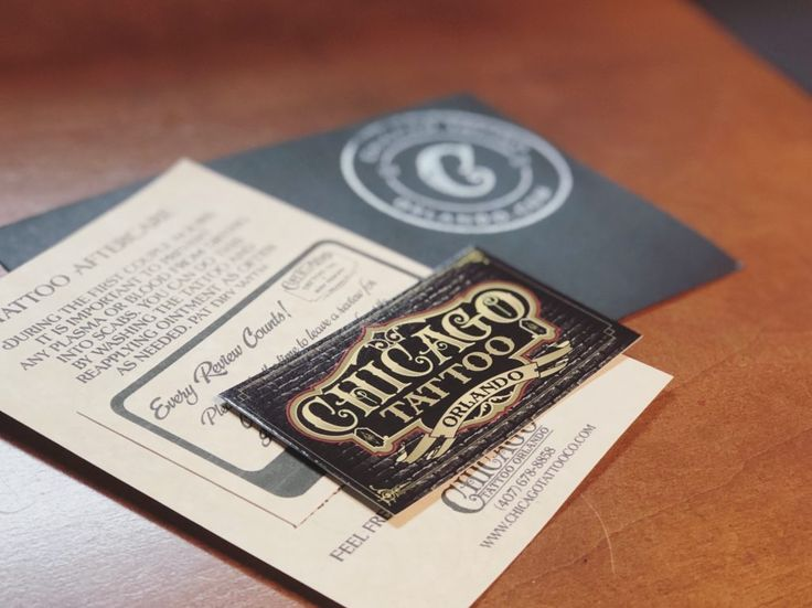 Chicago tattoo co tattoo shop in the greater orlando area