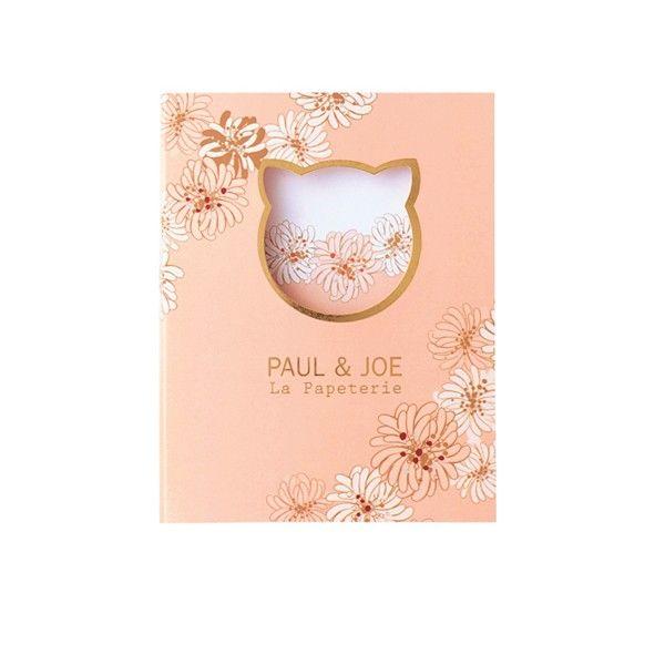 Paul & Joe La Papeterie Sticky Notes - Chrysanthemum