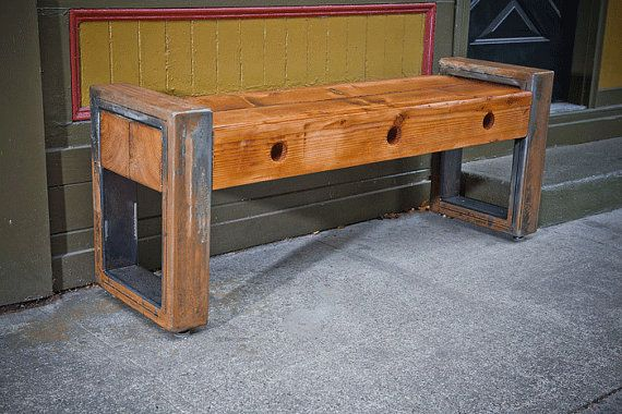 Historic Tattoo bench that measures 55 x 18 x 33. The build time is between 2 & 4 weeks. The final piece will be based on the photograph in this ad