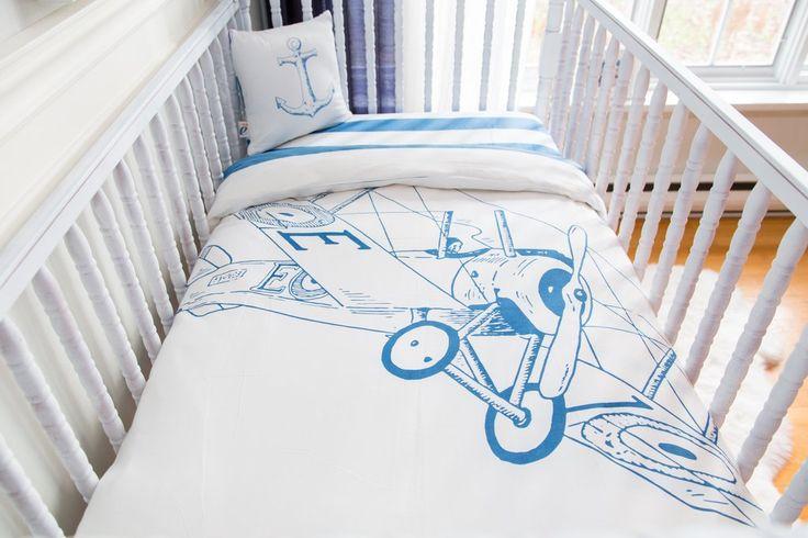 Literies pour bébés en coton biologique | Atelier ëdele